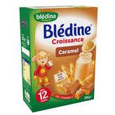 Blédina Blédine - Croissance - Céréales Caramel - Dès 12 Moi... - 500g