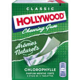 Hollywood Chewing Gum Chlorophylle - 5x11 Tablettes -