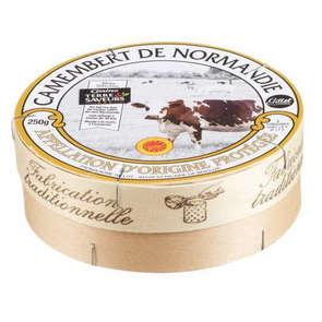 Camembert de Normandie - 22% mg