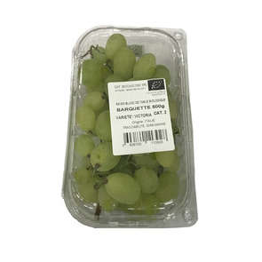 Raisins blanc - Biologique