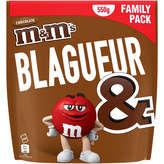 M&M's M&M'S Chocolat - Pochon - 550g