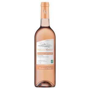 Cinsault Grenache - Pays d'Oc - IGP - Roche Mazet - Vin rosé