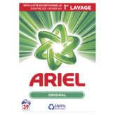 Ariel Lessive Poudre - Original - Nouvelle Formule - 39 Lava... - 2