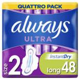 Always Ultra - Serviettes - Long - X48