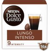 Nescafé NESCAFE DOLCE GUSTO Lungo Intenso - 16 Capsules Plastique - ... - x16