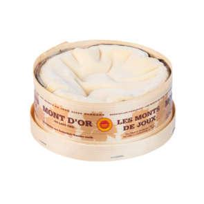Mont d'or moyen mont de joux - AOP - 25% mg