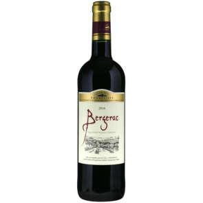 Bergerac - Sud-Ouest - Vin rouge