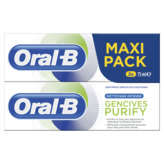 Oral B Purifie Les Gencives - 2x75g