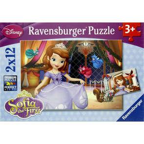 Puzzle 2 x 12 pièces