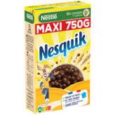 Nestlé NESTLE Nesquik - Céréales chocolat - 750g