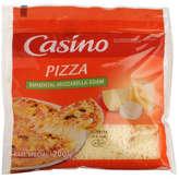 Emmental - Mozzarella - Edam - Râpé - Spécial pizza 200g