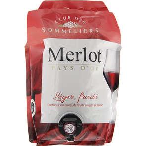 Merlot - Cubis - Alc. 12,5% vol.