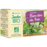 Jardin Bio Infusion Bien-être Du Foie - Biologique - X20
