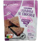 Mon fondant au chocolat - Préparation pour gâteau - S...