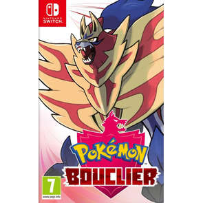Jeu SWITCH Pokemon Bouclier