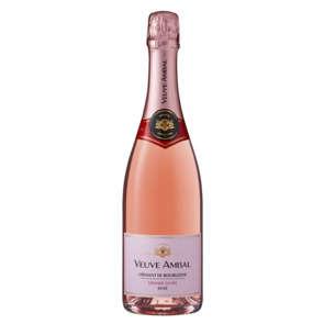 Crémant de Bourgogne - Veuve Ambal - Brut rosé Grande cuvée