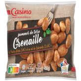 CASINO Poêlée de pommes de terre - Grenaille 450g