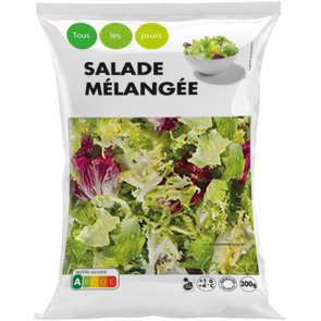 Salade mélangé