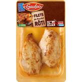 Le Gaulois Filets De Poulet Rôti - X2 - De 230g À 290g