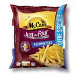 Mc Cain Just Au Four - Frites Surgelées - Allumettes - 910g