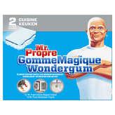 Mr. Propre MR PROPRE Gomme magique - Cuisine - X2