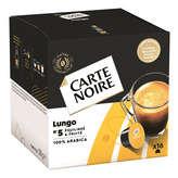 Carte Noire Lungo - Café En Capsules - Intensité 5 - 100% Ar... - 128g