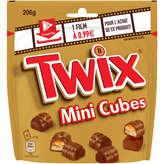 Twix Mini Cubes - Barres Chocolatées - 2