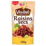 Vahiné raisins secs 125g Envoi Rapide Et Soignée ( Prix Par Unité )