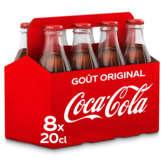 Coca Cola Basket Pack 8x20cl - 3