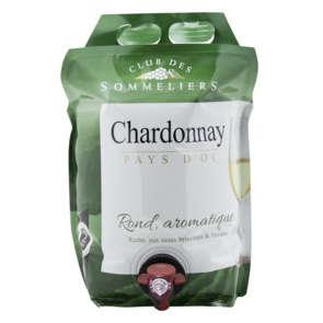 Chardonnay blanc pays d'oc
