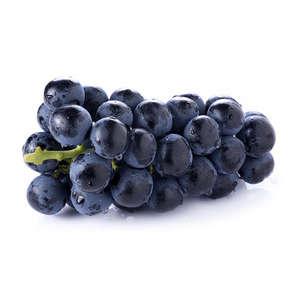 Raisin noir sans pépin - Barquette - Cat. 1