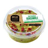 Mix Côté apéritif Tartinable guacamole Tomates, po