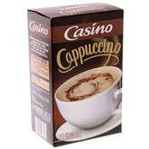 CASINO Cappuccino - Café soluble 140g