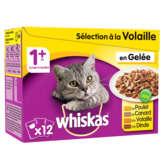 Whiskas Bouchées En Gelée Pour Chat - Viandes - Sachet - 1