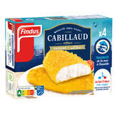 Findus Filet Cabillaud Pané X4 - 4