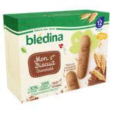 Blédina Bledina Blédiscuit - Croissance - Biscuit Au Chocolat - Dès ...