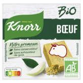 Knorr Bouillon De Bœuf - Biologique - 60g