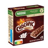 Nestlé Nestle Chocapic - Barres De Céréales - Céréales Et Lait - 6
