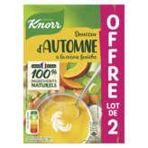 Knorr Soupe Douceur D'automne - 2x1 L