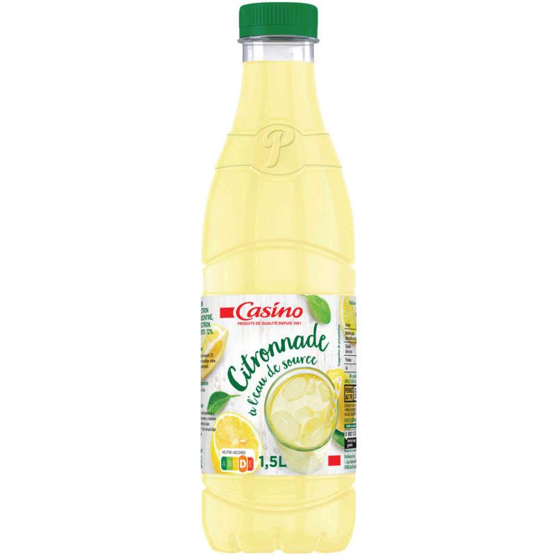 Citronnade - Boisson à l'eau de source