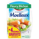 Fleury Michon Moelleux - Batonnet De Surimi - X