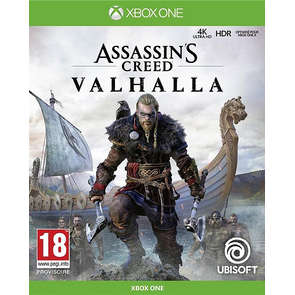 Jeu XBOX One Assassin's Creed Valhalla