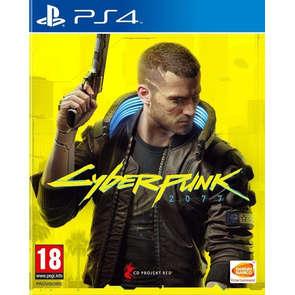 Jeu PS4 Cyberpunk 2077