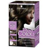 Schwarzkopf SCHWARZKOPF Pro color - Coloration permanente - Teinte 5.0 C... - x1