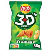 Bénénuts 3d's Bugles - Biscuits Apéritifs - Fromage - 85g