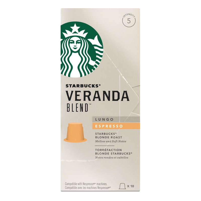Veranda blend - Café - Capsules - Lungo