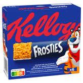 Kellogg's Barres De Céréales Frosties X6
