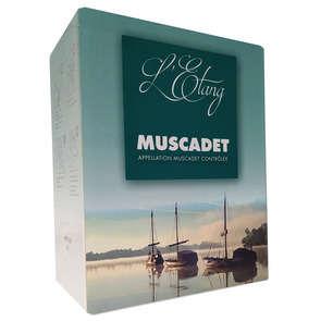 Muscadet - Val de Loire - L'Etang - Vin blanc sec