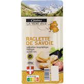 Raclette de Savoie 400g CASINO CA VIENT D'ICI