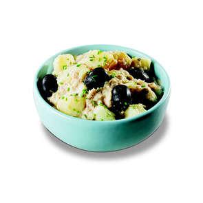 Salade pomme de terre - Au thon